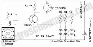 4 Wire Motion Sensor Light Wiring Diagram