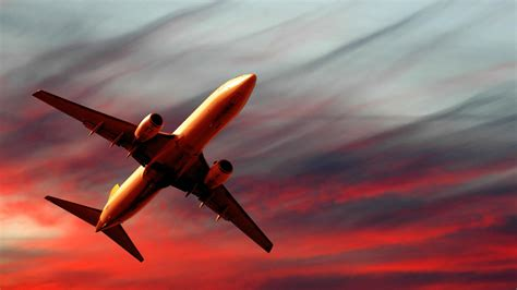 Airplane Flying Ultra Hd 4k Ultra Hd Wallpaper