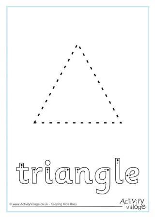 circle finger tracing