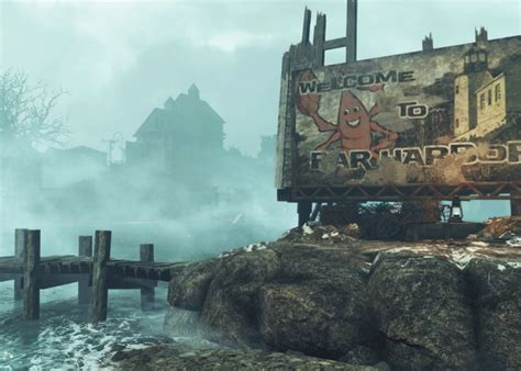 Fallout 4 Far Harbor Official Trailer Released By Bethesda ...