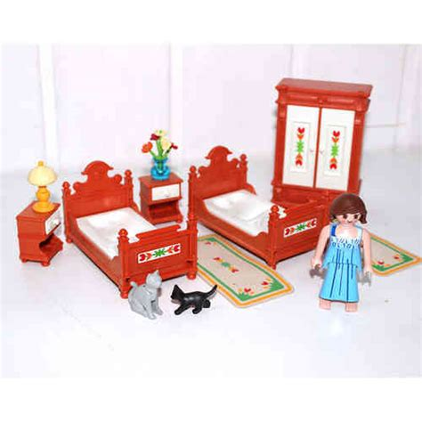 chambre des parents playmobil playmobil chambre des parents 1900 play original
