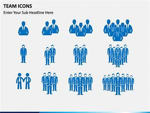 Team Icons Powerpoint