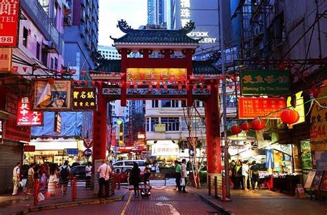 tourist attractions  hong kong