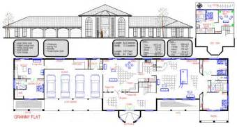 Dual Living House Plans Australia by 5 Bed Kit Homes NEW Kit Home Plans WITH GRANNY FLAT Dual Living Kit Ho