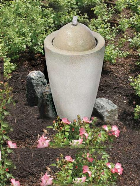 Aquascape Water Features by Aquascape Granite Transition Garden Medium