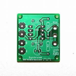 555 Timer Oscillator