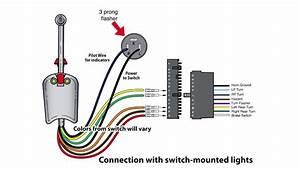 Hod Rod Custom Turn Signal Control Switch Chrome  U2013 Carpy U2019s Cafe Racers