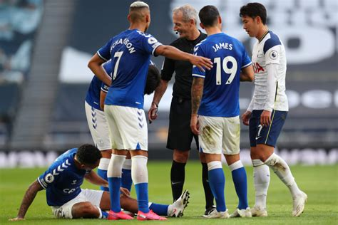 Everton player ratings vs Tottenham Hotspur - The 4th Official
