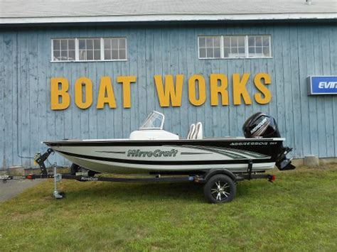 Dual Console Aluminum Fishing Boats by Aluminum Fishing Boats For Sale In Connecticut
