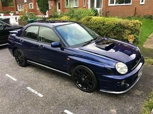 Subaru Impreza 2 0 Sport Non Turbo Wrx Sti Replica