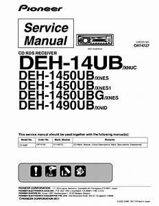 Pioneer Deh P4000 Wiring Diagram  Pioneer  Free Engine Image For User Manual Download