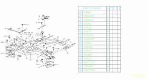 Subaru Loyale Gasket-intake Manifold  Engine