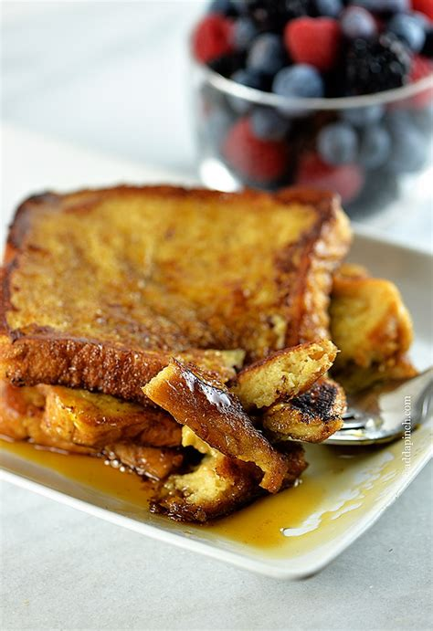 best toast recipe perfect french toast recipe add a pinch
