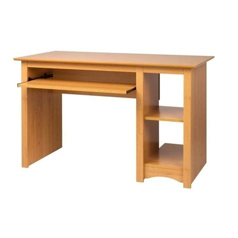 small pine computer desk real wood computer desk metro studio solid wood computer