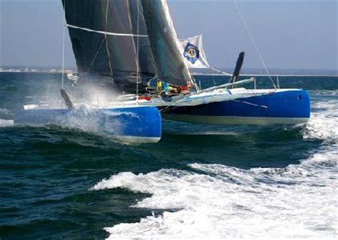 Catamaran F40 A Vendre by Jeanneau F40 Occasion De 1988