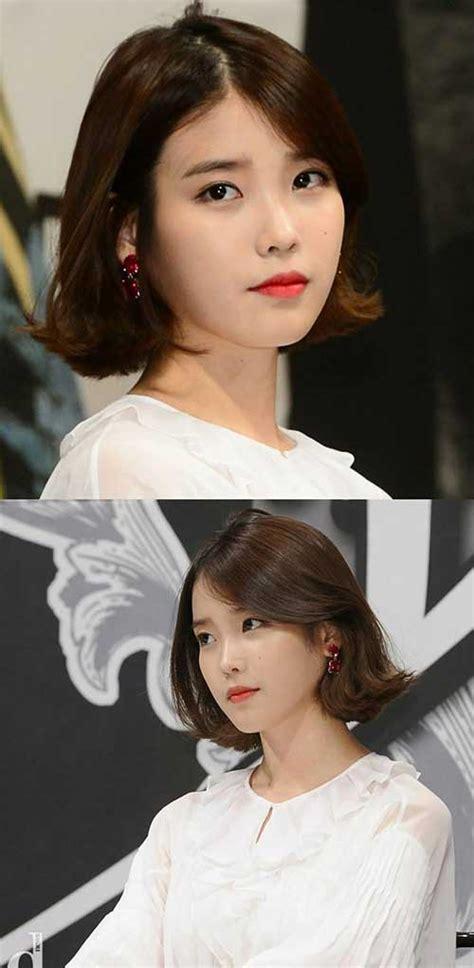 korean bob hairstyle bob hairstyles  short