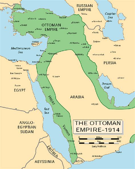 After Wwi, Would It Have Been Better If The Ottoman Empire
