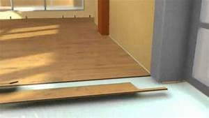 poser du parquet sur lino model devis batiment a montreuil With pose parquet sur lino