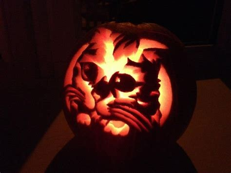 52 best cat o lanterns images on pinterest halloween