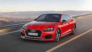 The New Audi Rs5 Is Very Easy On The Eyes