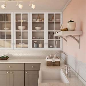 Farmhouse, Blush, Kitchen, -, Home