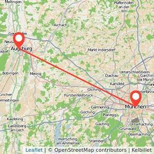 Augsburg München Entfernung : bahn augsburg m nchen ab 15 ~ Markanthonyermac.com Haus und Dekorationen