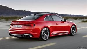 Audi A5 Rs : 2018 audi rs 5 coupe color misano red rear three quarter hd wallpaper 9 ~ Medecine-chirurgie-esthetiques.com Avis de Voitures