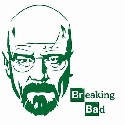 Breaking Bad Walter Clipart Heisenberg Vinilo Jesse