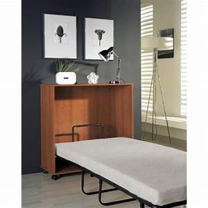 Lit D Appoint But : lit d 39 appoint blanc avec matelas 98 5 x 39 x 99 cm achat ~ Melissatoandfro.com Idées de Décoration