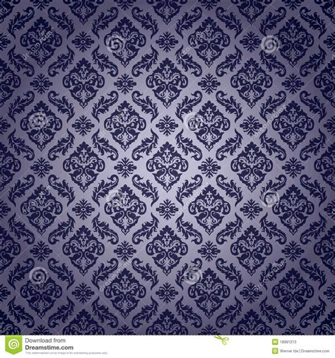 Damask wallpaper stock vector. Image of backdrop, glamour