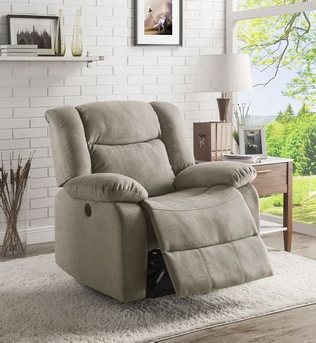 Power Recliner Deals by Deal On This Lifestyle Power Recliner Fabric