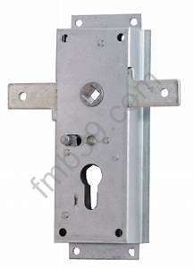 ne1846 02 serrure de porte de garage accessoires With serrure porte de garage sectionnelle
