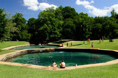 A Famous Spring In Alabama Moved Itself Twice By Itself