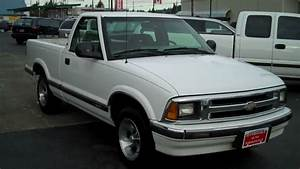 1995 Chevy S10 Single Cab Short Bed