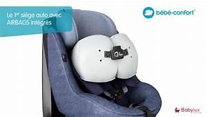 Siege Auto Airbag : si ge auto airbag axissfix air de b b confort maxi cosi pr sentation youtube ~ Maxctalentgroup.com Avis de Voitures