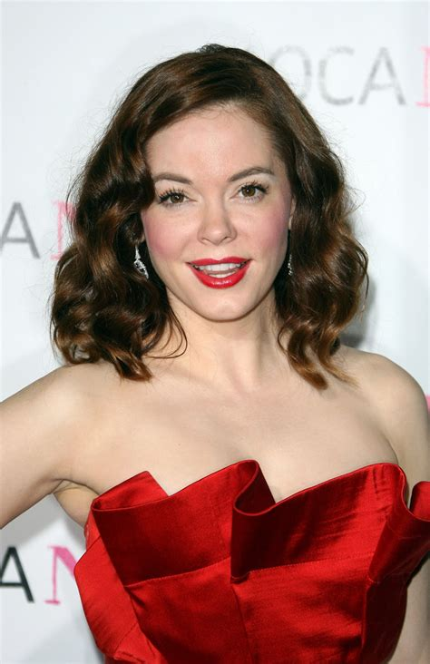 celebrities rose mcgowan