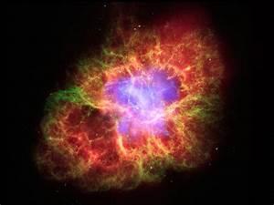 wallpapers: Crab Nebula