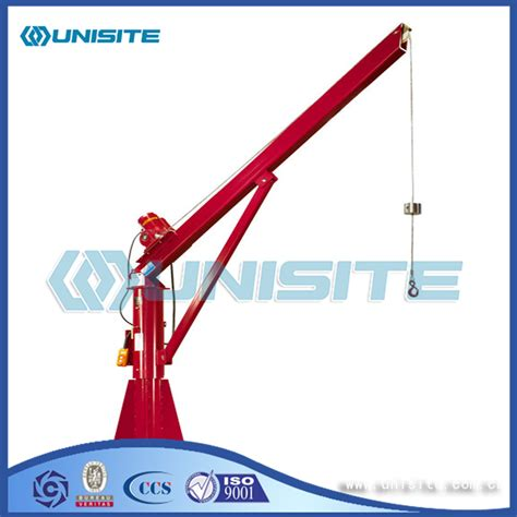 Boat Davit Manufacturers by China Boat Steel Crane Davits Manufacturers