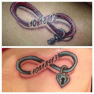 40 inspirational creative tattoo ideas for men and women With his and hers wedding ring tattoos