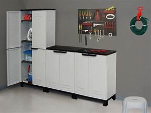 Meuble Rangement Garage : nos id es de rangements pour le garage elle d coration ~ Melissatoandfro.com Idées de Décoration