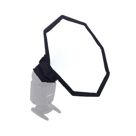 Octagon Softbox 20cm For Speedlite Flash Diffuser
