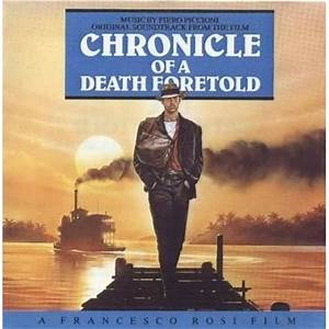 Information About Chronicle Of A Death Foretold Book Cover  Chronicle Of A Death Foretold Essay Chronicles Of A Death