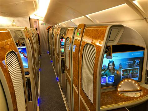 emirates a380 class cabin flying class on emirates airlines edelson