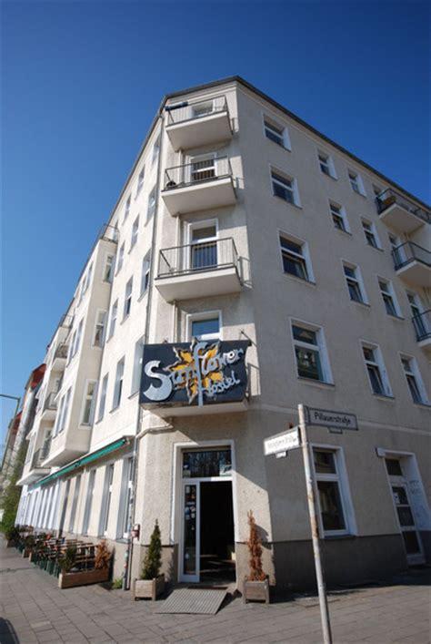 Sunflower Hostel  Berlin Friedrichshain Home