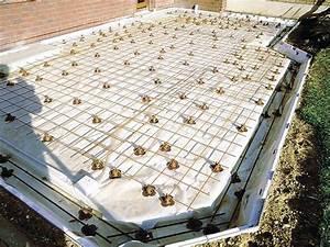 Bewehrung Bodenplatte Aufbau : fundamente erstellen leicht gemacht ratgeber bauhaus ~ Orissabook.com Haus und Dekorationen