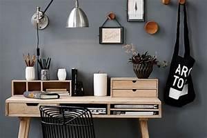 Wandfarbe Grau Schöner Wohnen : wandfarbe grau wohnen und einrichten mit der trendfarbe grau trends und schreibtische ~ Sanjose-hotels-ca.com Haus und Dekorationen
