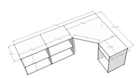 building  corner desk doityourselfcom community forums