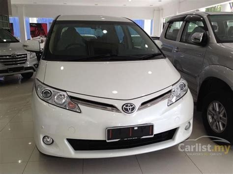 Toyota Estima 2014 In Kuala Lumpur Automatic White For Rm