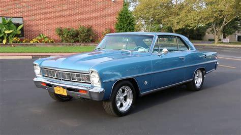 1966 Chevrolet Nova Ii Ss For Sale~355 Chevy Small Block