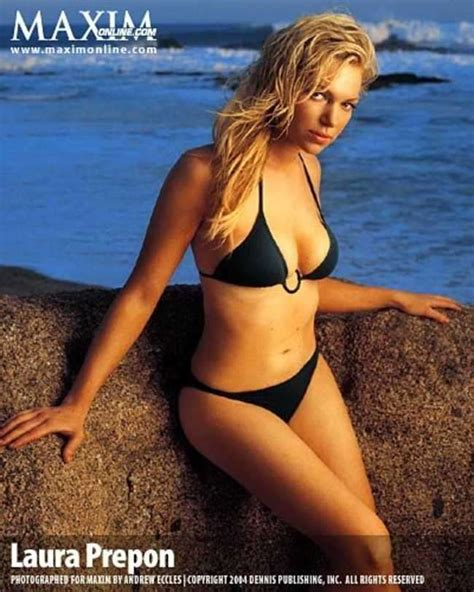 laura prepon swimsuit laura prepon doesn t believe that the water is safe